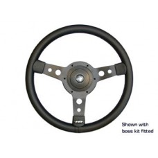 14 INCH 3-spoke sports steering wheel