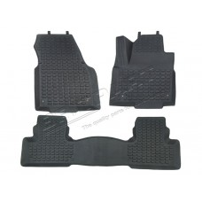 RUBBER OVER MAT SET EVOQUE