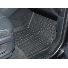 RUBBER OVER MATS SET EVOQUE LHD