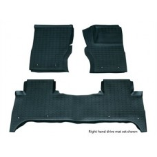 RUBBER OVER MATS SET LHD