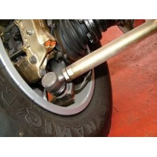 HEAVY DUTY STEERING ARMS 3 TRACK ROD ENDS