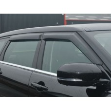 WIND DEFLECTOR KIT