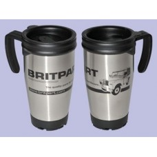 STAINLESS STEEL THERMOS MUG BRITPART