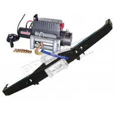 DISCOVERY 1 WINCH BUMPER KIT (INCLUDES WINCH)
