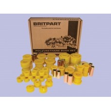 POLYURETHANE BUSH KIT YELLOW
