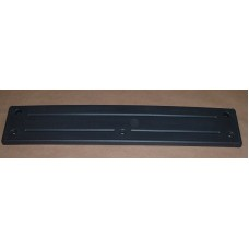 NUMBER PLATE MOUNTING PLINTH