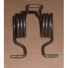 SPRING TORSION CLUTCH PEDAL