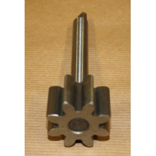 OIL PUMP SHAFT AND GEAR