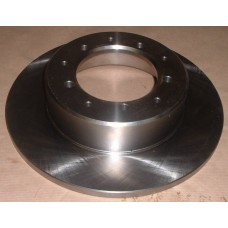 BRAKE DISC REAR SOLID