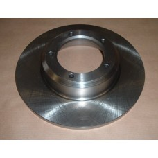 BRAKE DISC SOLID REAR