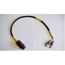 CLANSMAN POWER CABLE ASSY 4 PIN FEMALE.