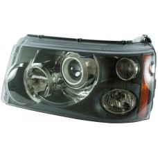 HEADLAMP AND FLASHER ASSY