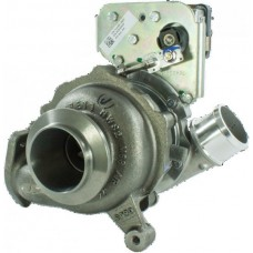 TURBOCHARGER ASSY
