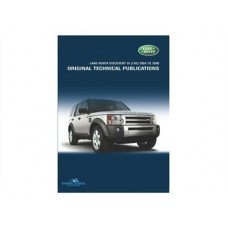 LAND ROVER TACHNICAL PUBLICATIONS - DISCOVERY 3