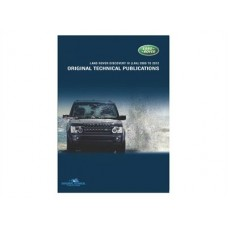 LAND ROVER ORGINAL TACHNICAL PUBLICATIONS - DISCO 4