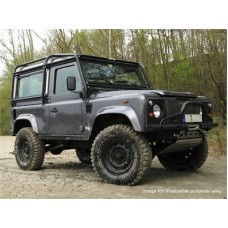4 POINT EXTERNAL FRONT ROLL CAGE