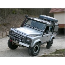 6 POINT EXTERNAL ROLL CAGE
