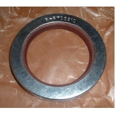 OIL SEAL HUB - METAL & LEATHER