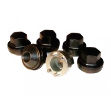 LOCKING WHEEL NUT SET OF 5