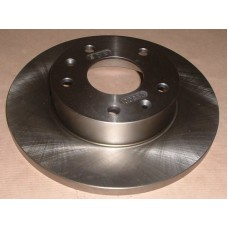 BRAKE DISC  SOLID FRONT