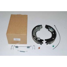AXLE KIT  BRAKE SHOES AND LININGS (OEM)