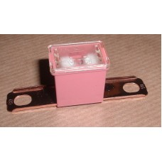 FUSIBLE LINK 30AMP PINK