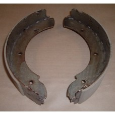 LT230 TRANS BRAKE SHOE PAIR