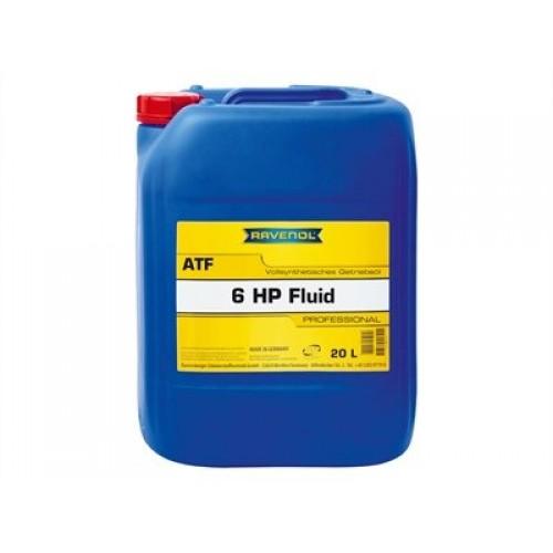 ATF 6HP FLUID 20L