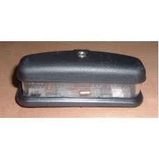 LAMP NUMBER PLATE