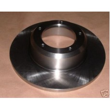 BRAKE DISC FRONT SOLID