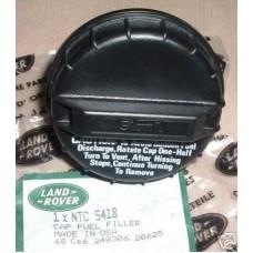 RANGE ROVER / LATE 90/110 PLASTIC FUEL CAP