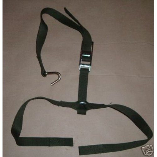 SPARE WHEEL STRAP ASSEMBLY