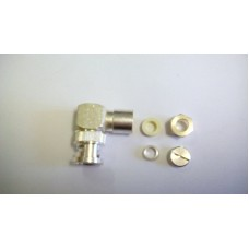 SOCKET CONNECTOR BNC 90 DEG FEMALE