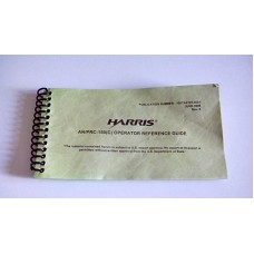 HARRIS AN/PRC150 (C) OPERATORS REFERENCE GUIDE