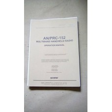 HARRIS AN/PRC152 HANDHELD RADIO OPERATION MANUAL