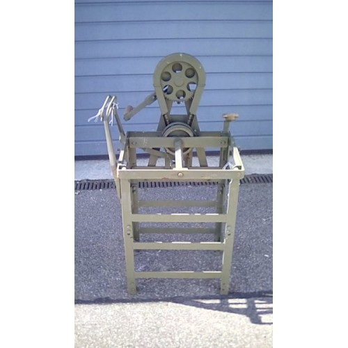 CLANSMAN D10 REELING MACHINE HAND OPERATED