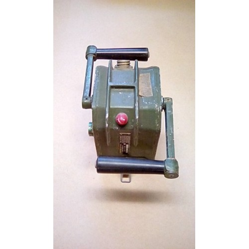 GENERATOR ELECTRICAL HAND OPERATED LARGE BCN1802