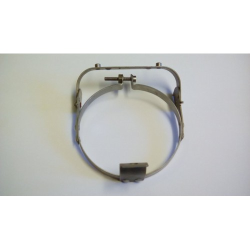 ALS MICROPHONE RESPIRATOR CLAMP