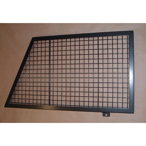 DOOR TOP MESH GRILL ASSY RH