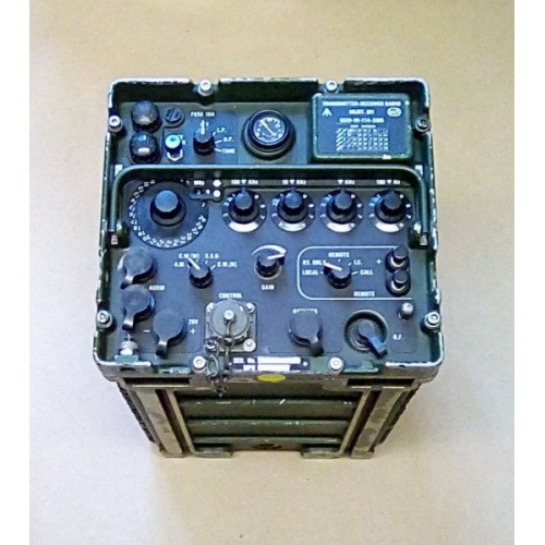 CLANSMAN UK/RT321 TRANSCEIVER-RECEIVER RADIO