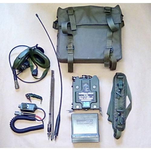 CLANSMAN UK/PRC350 RADIO KIT TO CES BASIC.