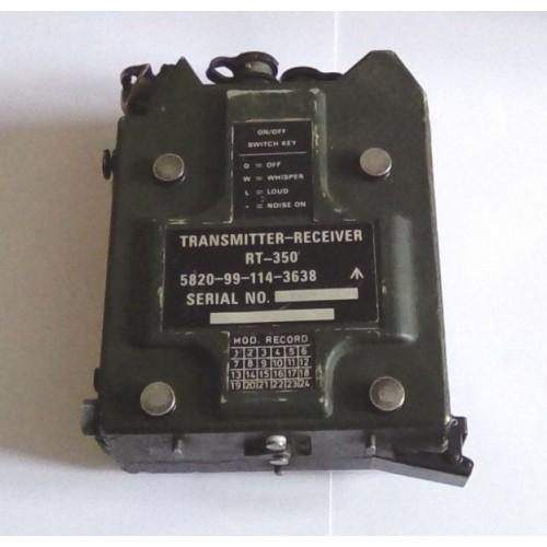 CLANSMAN PRC350 RADIO (SOR)