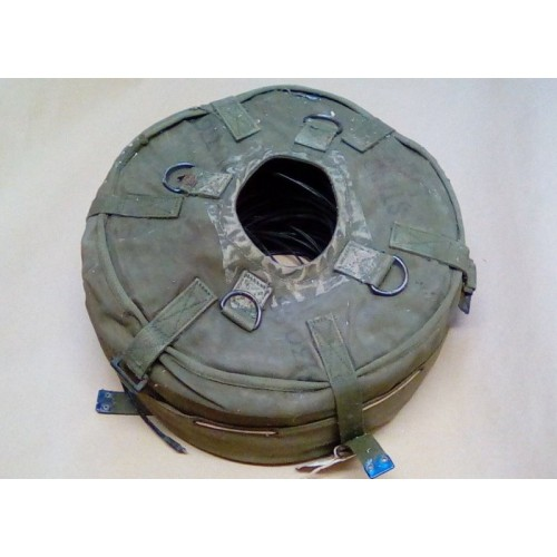CLANSMAN D10 CABLE REEL AND VALISE (800 MTRS)