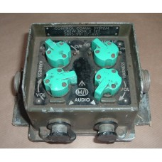 CLANSMAN CONTROL COMM. SYSTEM CREW BOX 2 SET