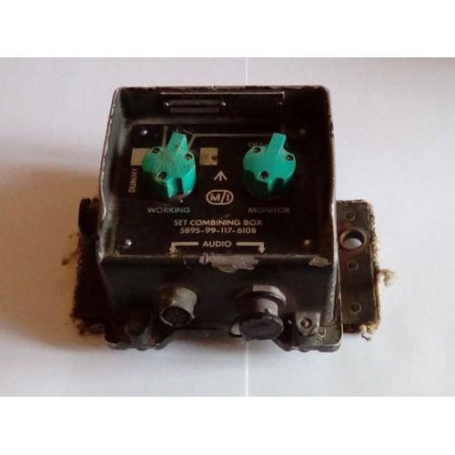 CLANSMAN CONTROL BOX