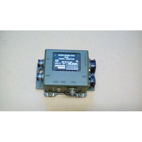 CLANSMAN INTERCONNECTING BOX RADIO ADAPTOR