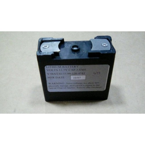 COUGAR PRM BATTERY NON RECHARGEABLE