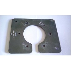 BOWMAN WING BOX ANTENNA MOUNTING PLATE