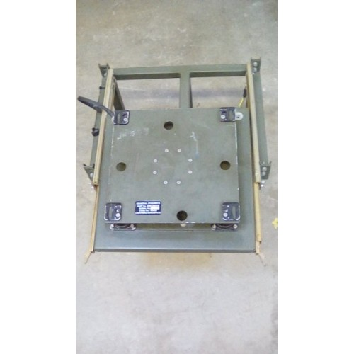 BOWMAN MOUNTING FRAME REAR SIDE WITH TRAY