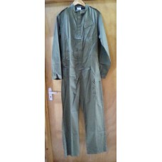 COVERALLS MENS OLIVE 190/100